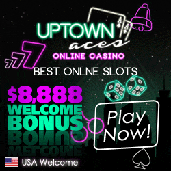 Uptown Aces Casino Bonuses December 14