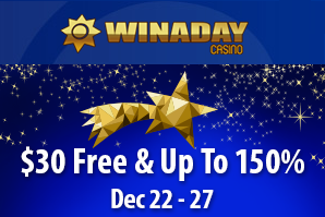 Win A Day Casino Holiday Bonuses 2015