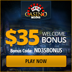 Free Casino Moons No Deposit Bonus 2016