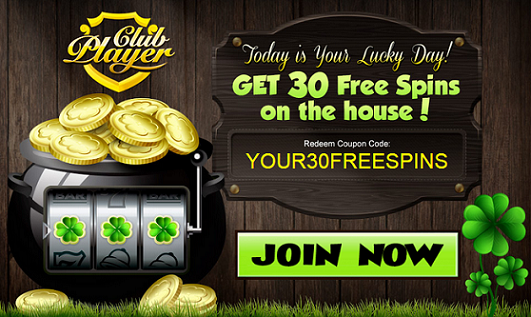 club player casino no deposit bonus codes march 2017