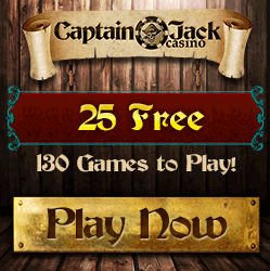 Captain Jack Casino Welcome Bonuses
