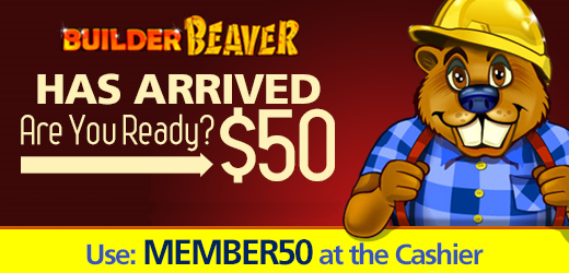 Free Planet 7 Casino Builder Beaver Slot Bonus