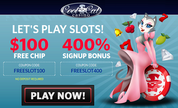 Free Slots Bonuses Cool Cat Casino