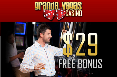 Grande Vegas Casino Bonus Codes for