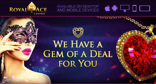 no deposit bonus codes royal ace casino 2019