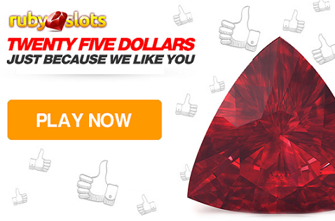 Ruby Slots Casino Free Bonus Chip