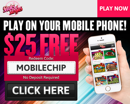 free online mobile casino  free play