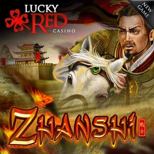 Lucky Red Casino Zhanshi Slot Free Spins