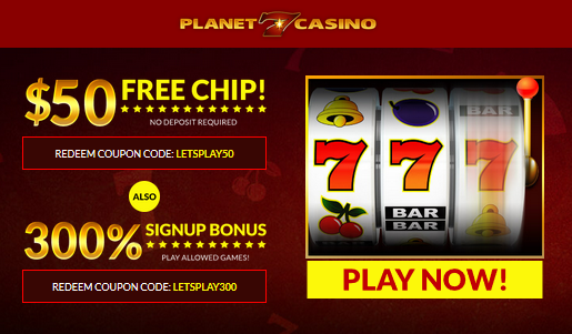 casinos with free signup bonus