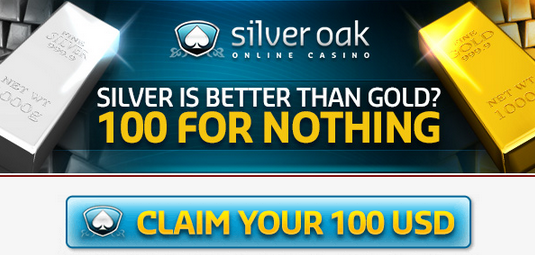 Silver Oak Casino No Deposit Coupon