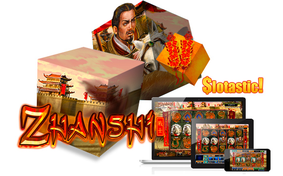 Slotastic Casino Zhanshi Slot Free Spins