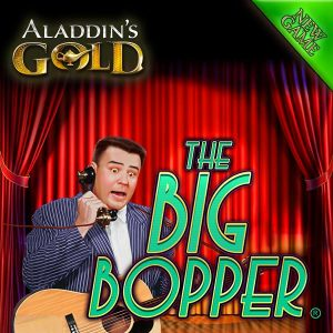 The Big Bopper Slot Free Spins Aladdins Gold Casino