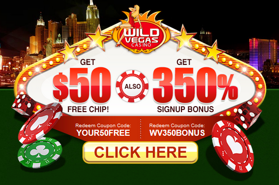 Free Sign Up Bonuses Wild Vegas Casino