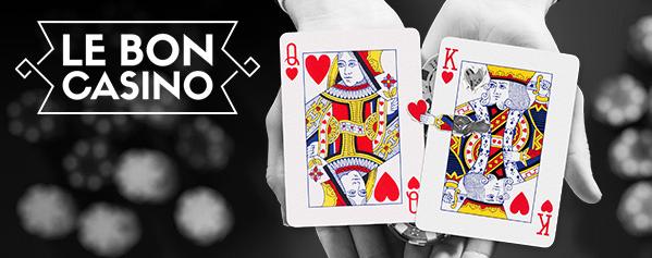 Free Le Bon Casino Bonus