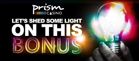 Free May 2017 Prism Casino Bonus Coupon Code