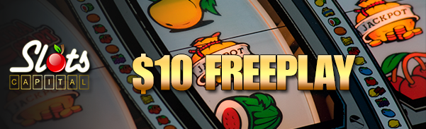 Slots Capital Casino Free Play April 30th 2016