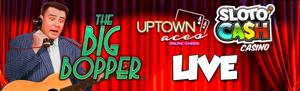 The Big Bopper Slot Bonuses at 2 Casinos