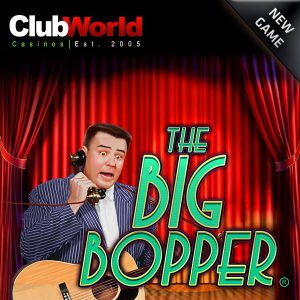 Club World Casino Big Bopper Slot Free Spins