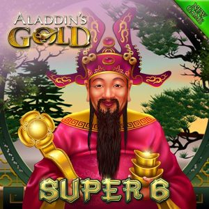 Aladdins Gold Casino Super 6 Slot Free Spins