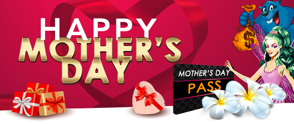 Slotastic Casino Mothers Day Bonuses