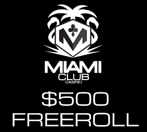 Miami Club Casino Slot Freeroll May
