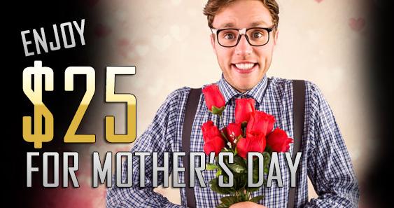 Grande Vegas Casino Mothers Day Bonuses