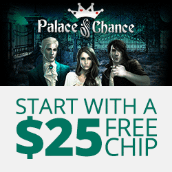 May 2016 Free Palace of Chance Casino Bonus
