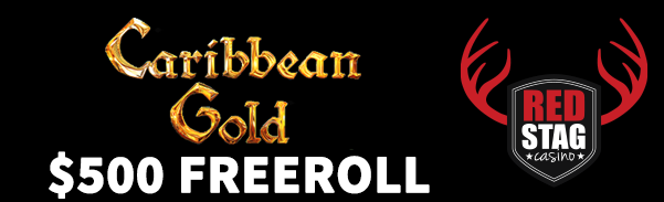 Red Stag Casino May 2016 Freeroll