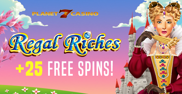 Regal Riches Slots - Free Online RTG Slot Machine Game