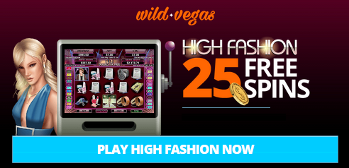 Wild Vegas Casino High Fashion Slot Bonuses