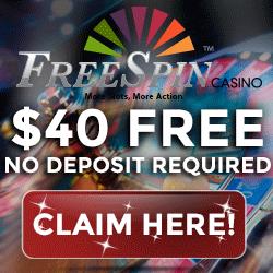 Freespin Casino No Deposit Bonus Code