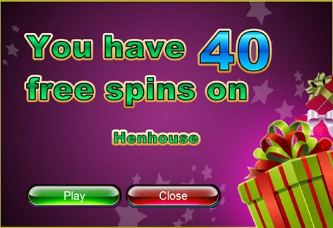 Jackpot Capital Casino Henhouse Slot Free Spins