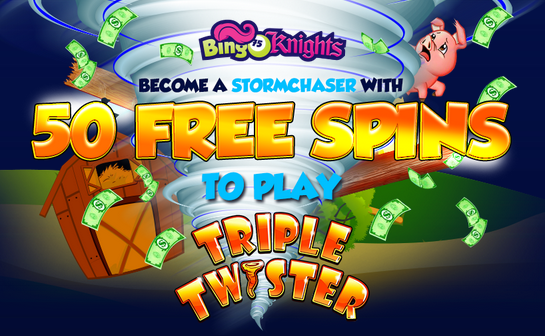 Bingo Knights Casino Free Spins