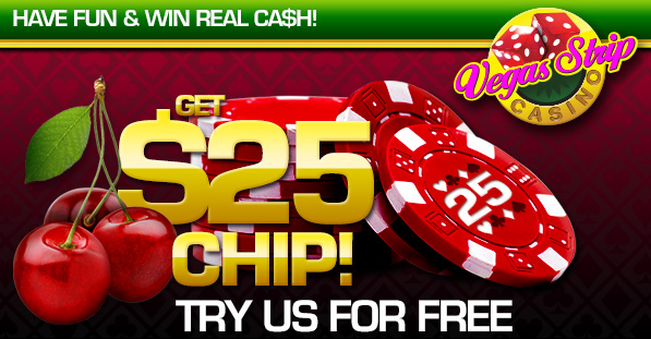 Vegas Strip Casino Bonus Code