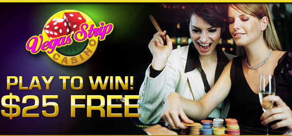 Free Vegas Strip Casino Bonus Coupon