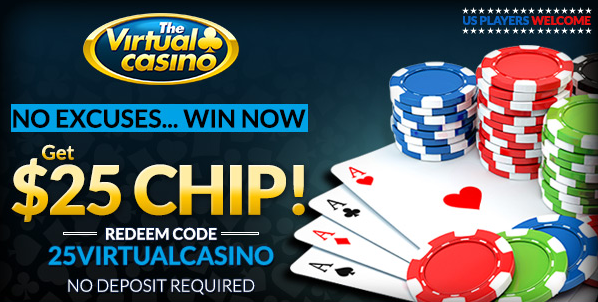 Virtual Casino Free Chip