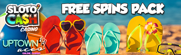 Summer 2016 Free Spins Bonuses