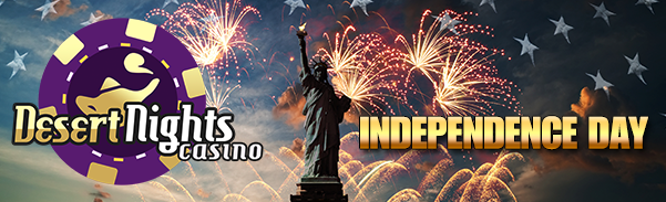 Desert Nights Casino Independence Day Free Play