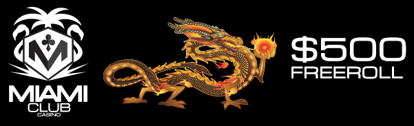 Eastern Dragon Slot Freeroll
