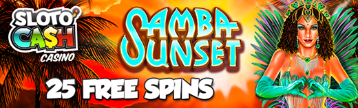 Sloto Cash Casino July 22nd Free Spins