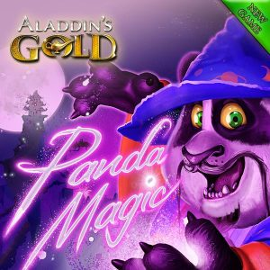 Aladdins Gold Casino Panda Magic Slot Free Spins