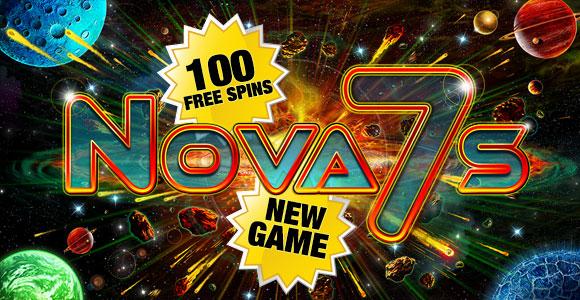 Grande Vegas Casino Nova 7s Slot Bonuses
