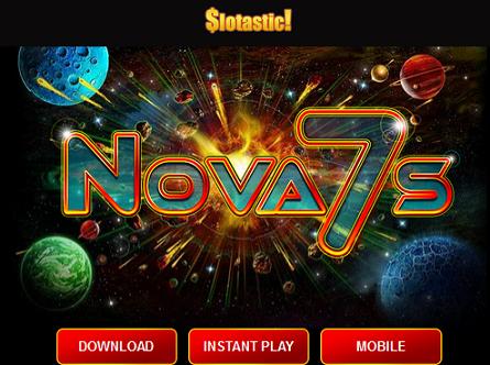 Slotastic Casino Nova 7s Slot Free Spins