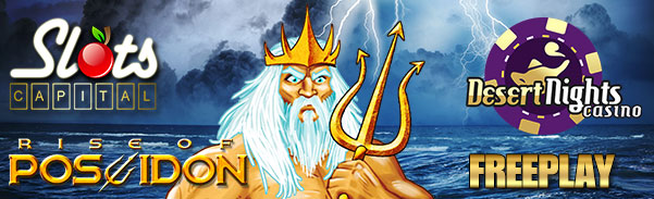 Rise of Poseidon Slot Freeplay