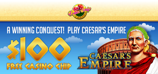 Vegas Strip Casino Caesars Empire Free Chip