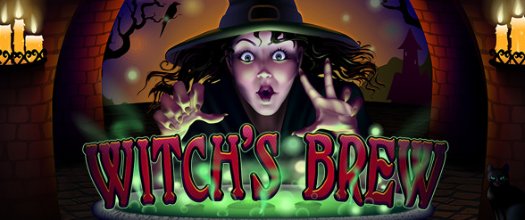 Jackpot Capital Casino Witch's Brew Slot Bonuses