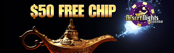 Desert Nights Casino November 2016 Free Chip