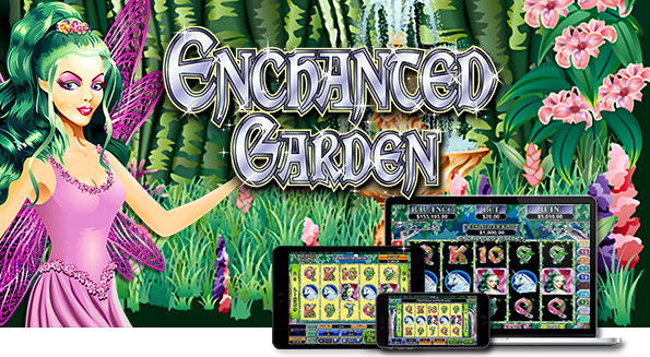 Kudos Casino Enchanted Garden Slot Free Spins