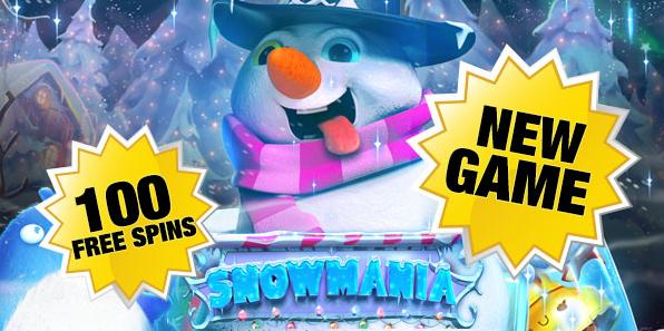 Grande Vegas Casino Snowmania Slot Bonuses
