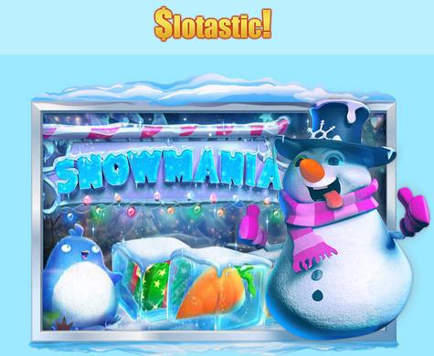 Slotastic Casino Snowmania Slot Bonuses